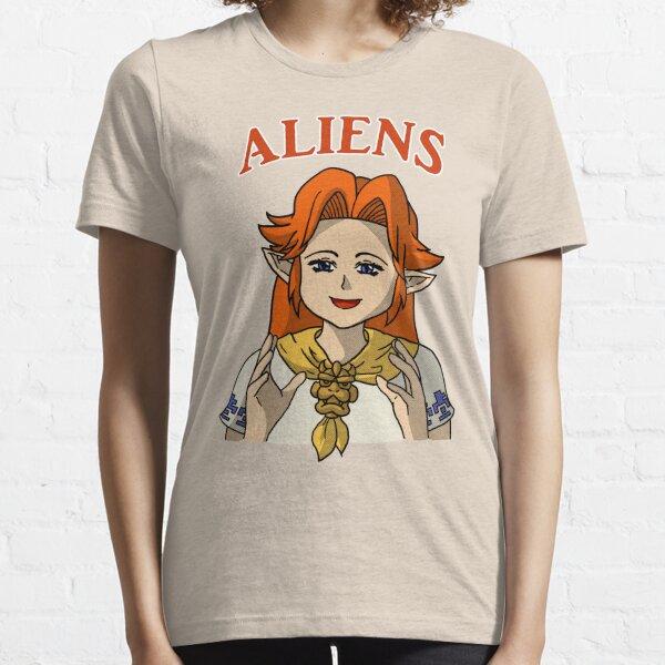 Romani Aliens Essential T-Shirt