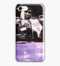 2014 Williams F1 Team FW 36 Felipe Massa  iPhone Case/Skin