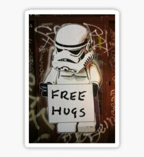Free Hugs For You Sticker