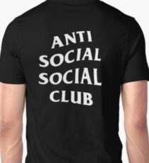 Anti Social Social Club Unisex T-Shirt