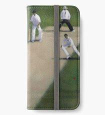 cricket match iPhone Wallet/Case/Skin