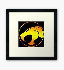 Fire Of Thundercats Framed Print