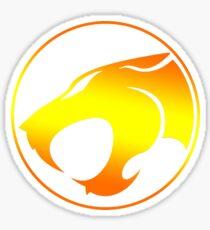 Fire Of Thundercats Sticker