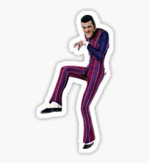 Robbie 2 Sticker