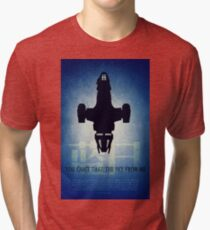 Firefly You Can't Take the Sky From Me Tri-blend T-Shirt