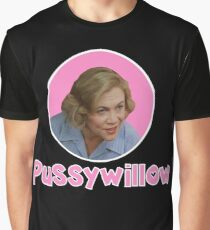 Serial Mom Pussywillow Graphic T-Shirt
