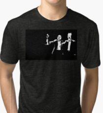 Muppets Fiction Tri-blend T-Shirt