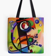 Kandinsky stle Tote Bag