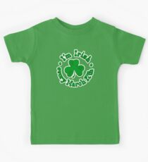 I'm Irish every March 17th Kids Clothes