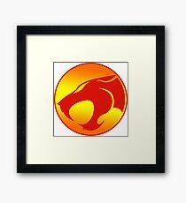 Ring Of Thundercats Framed Print