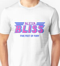 Alexa Bliss Five Feet of Fury Unisex T-Shirt