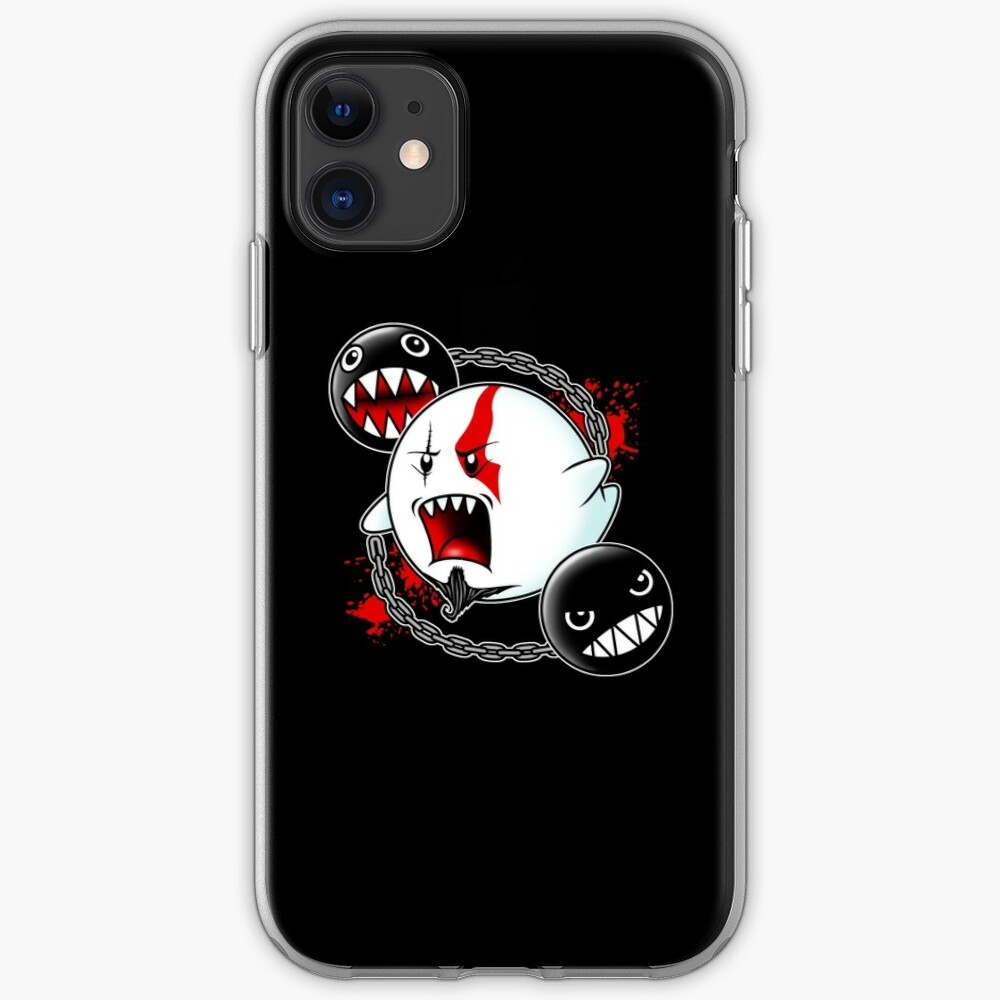 Ghost of Sparta iPhone Case & Cover