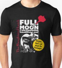Full Moon Dart League at The Slaughtered Lamb Unisex T-Shirt