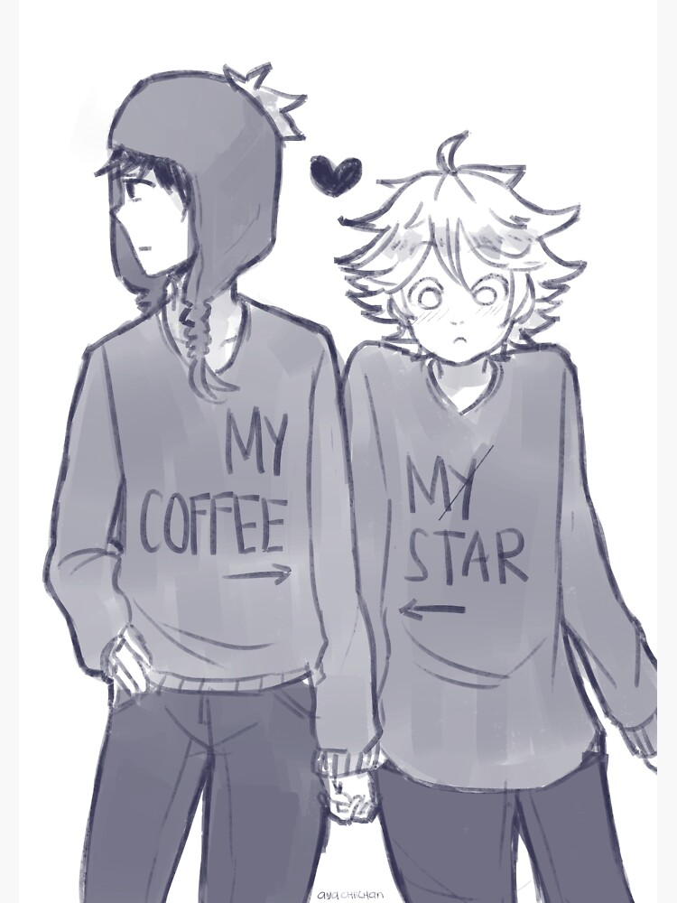 Creek - Coffee and Star by ayachiichan