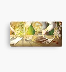 Articles Of The Barons 2 Canvas Print