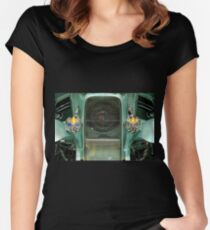Classic Car 4 Women's Fitted Scoop T-Shirt
