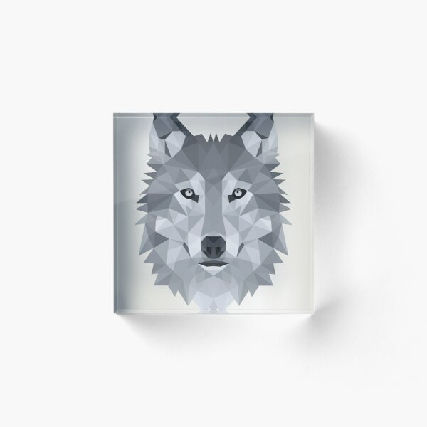 LEADER OF THE PACK Acrylic Block