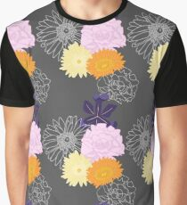 Sweet Florals Graphic T-Shirt