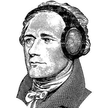 Alexander Hamilton TShirt by beesfavetees