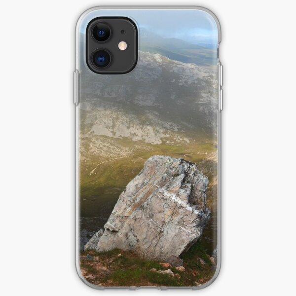 In The Clouds On Errigal iPhone Soft Case