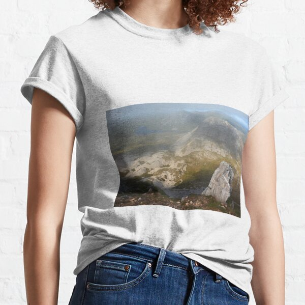 In The Clouds On Errigal Classic T-Shirt