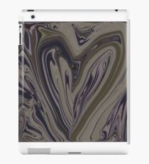 Colorful Love, Digital Painting iPad Case/Skin