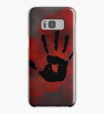 Dark Brotherhood Samsung Galaxy Case/Skin
