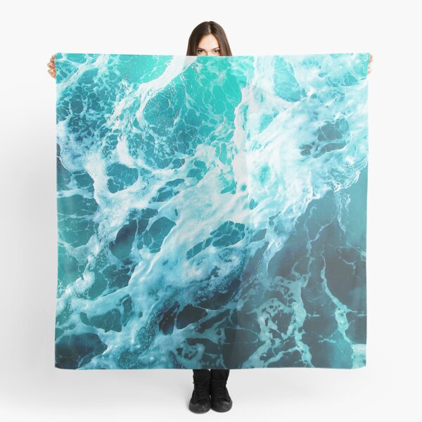 Out there in the Ocean Scarf
