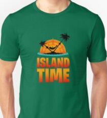 Jimmy Buffett Island Time  T-Shirt