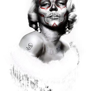 Marilyn Muerte von GODLING