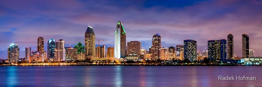 San Diego by Radek Hofman