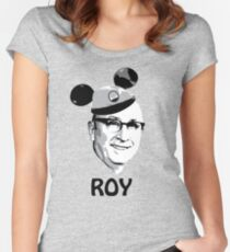The Roy of RCID Women's Fitted Scoop T-Shirt