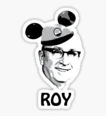 The Roy of RCID Sticker