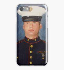 PFC Garrod Palmer, USMC iPhone Case/Skin