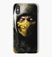 Mortal Combat - [Scorpion] iPhone Case/Skin
