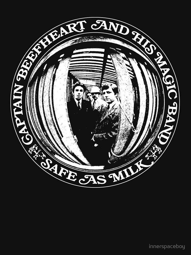 Captain Beefheart - Safe As Milk | Unisex T-Shirt