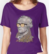 Alexander Hamilton - A dot Ham Women's Relaxed Fit T-Shirt
