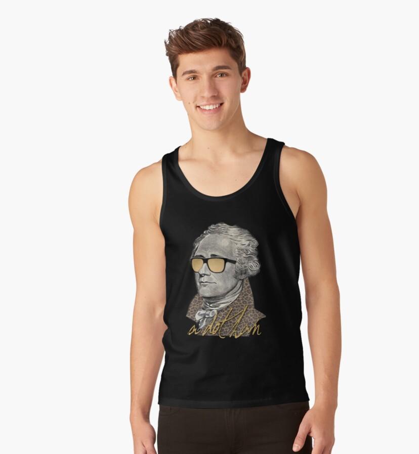 Alexander Hamilton A dot Ham Classic TShirt Gift Trending Design T Shirt
