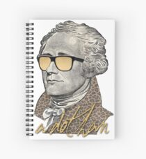 Alexander Hamilton - Ein Punkt Ham Spiralblock