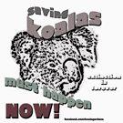 Saving koalas NOW by koalagardens