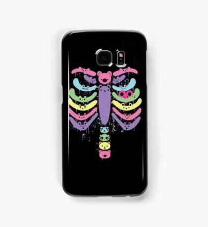 Bear Bones Kawaii Drip Samsung Galaxy Case/Skin