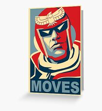 MOVES Greeting Card