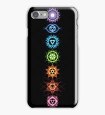 Chakra Vertical iPhone Case/Skin