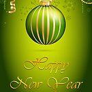 Christmas card 26 by EbyArts