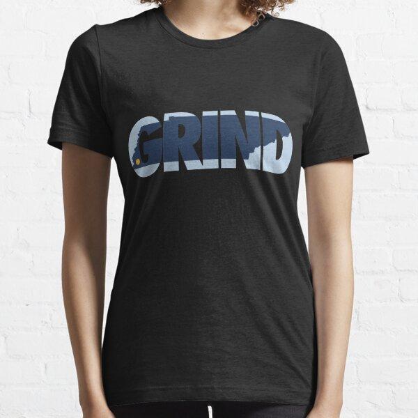 Grind State (Dark Blue) Essential T-Shirt