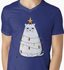 Grumpy Christmas Cat T-Shirt