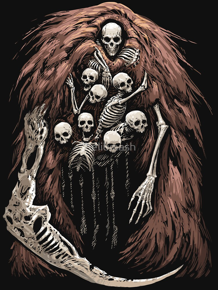 The Gravelord v.2 | Unisex T-Shirt