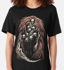 Der Gravelord v.2 Slim Fit T-Shirt