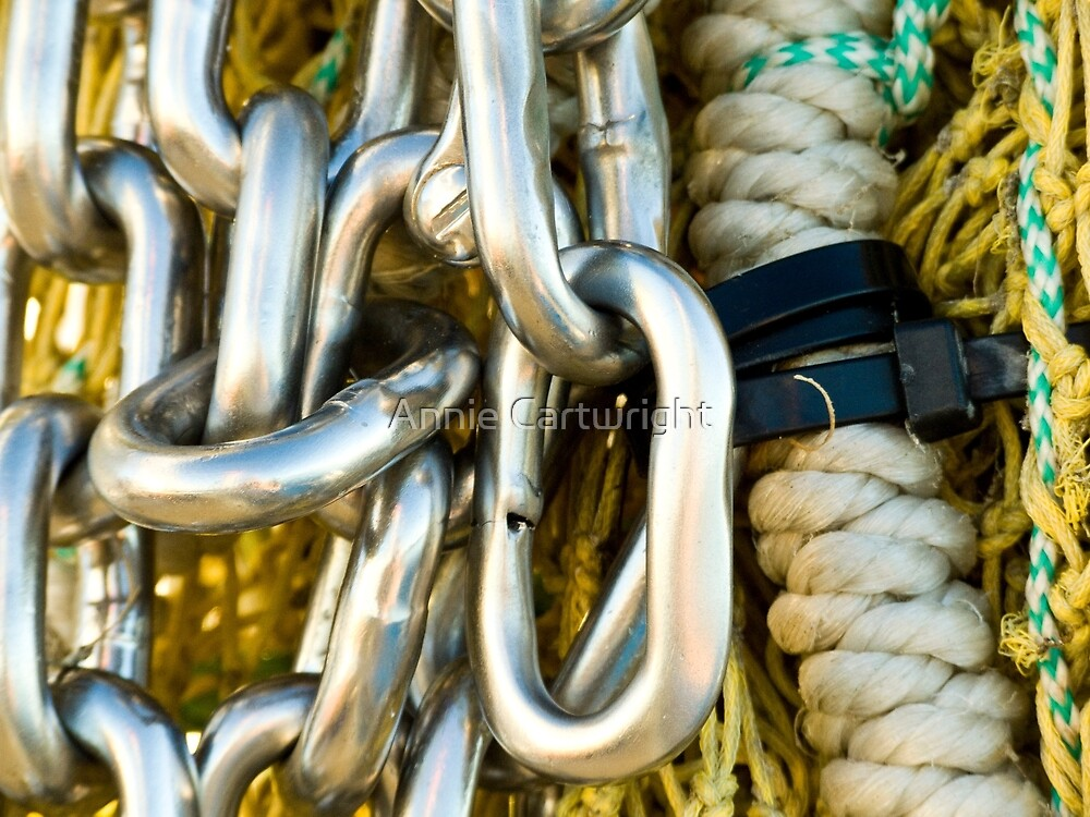 CHAINED by Annie Cartwright