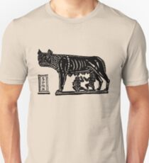 Romulus and Remus Unisex T-Shirt